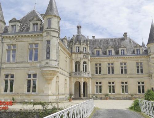 TRESORS CACHES – Le château de Bourneau