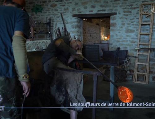 Les souffleurs de verre de Talmont-Saint-Hilaire