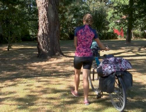 Histoire : un voyage à vélo sur les traces du passé familial
