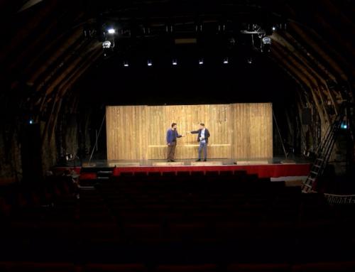 Edition particulière pour le Festival de théâtre de Noirmoutier