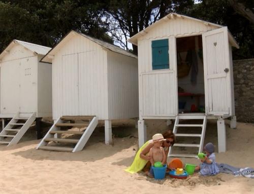 Des cabines de plage très convoitées sur l'île de Noirmoutier