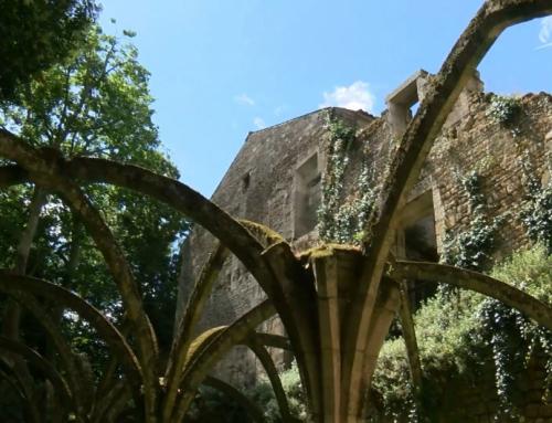 L'abbaye de Saint-Michel-en-l'Herm, l'Histoire à ciel ouvert