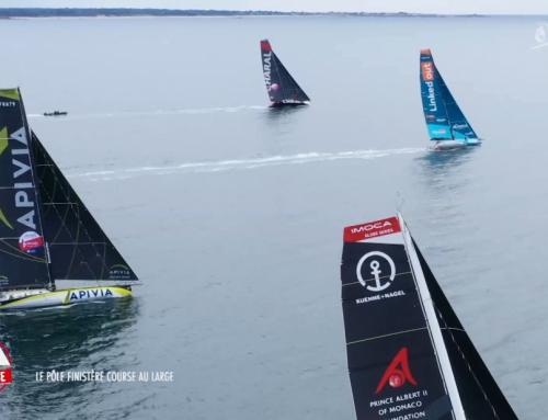 AUTOUR DU GLOBE – Le pôle Finistère course au large