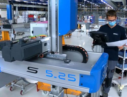 Economie : Sepro décroche le label Vitrine industrie du futur