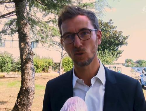 Enedis fait un don de livres à APF France handicap