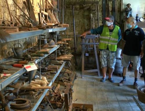 Patrimoine : un Petit musée sur la vie rurale d'autrefois