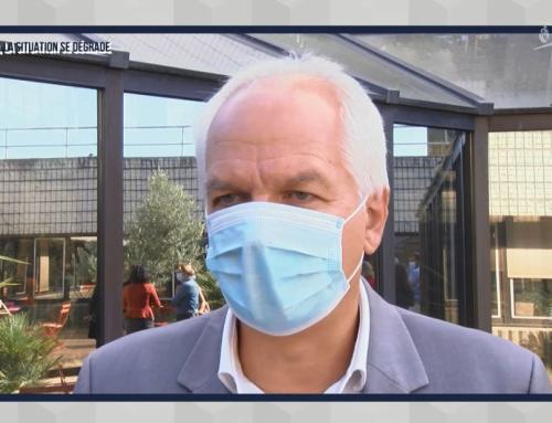 Covid-19 : la situation sanitaire se dégrade en Pays de la Loire