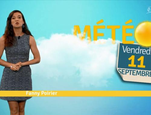 La météo du 11 septembre 2020