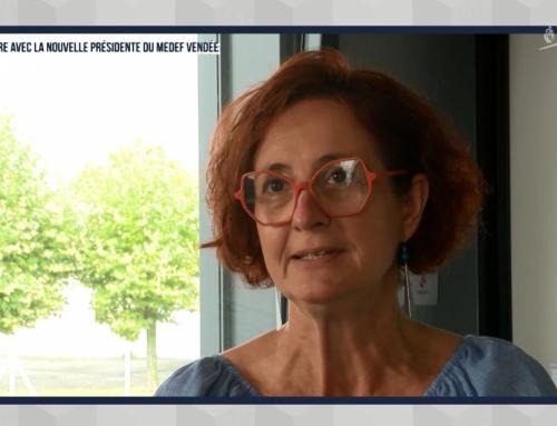 Sophie Georger-Menereau, nouvelle présidente du Medef Vendée