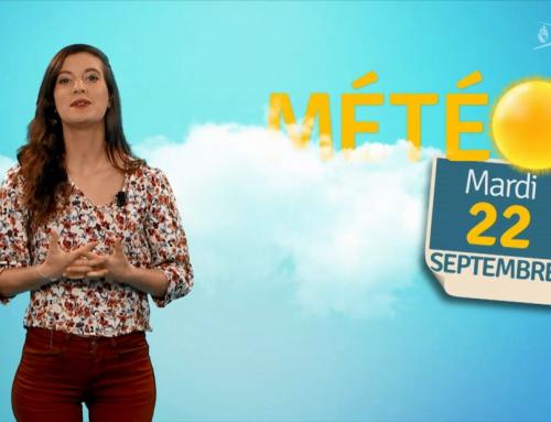 La météo du 22 septembre 2020