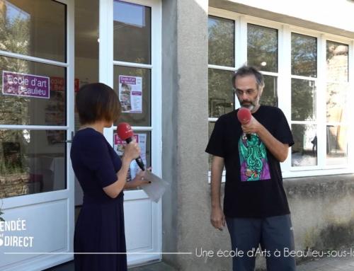 Une école d'Arts à Beaulieu-sous-la-Roche