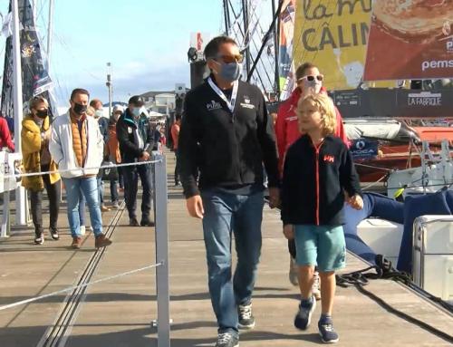 Vendée Globe : Davies Attanasio, un couple dans la course