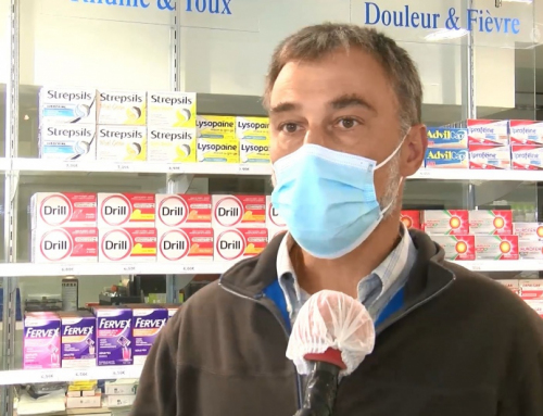 Grippe, tests antigéniques… Les pharmaciens en première ligne