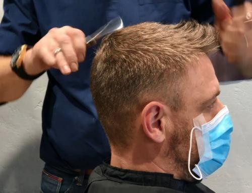 Les salons de coiffure pris d'assaut