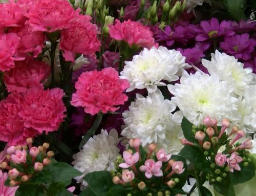 Reconfinement : les fleuristes ouverts jusqu'à dimanche