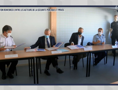 Une convention pour renforcer la coopération entre les acteurs de la sécurité
