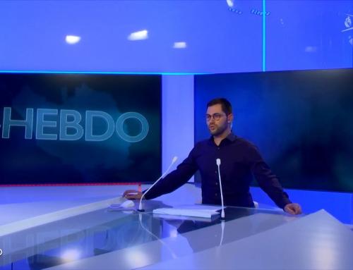 L'Hebdo du 31 octobre 2020