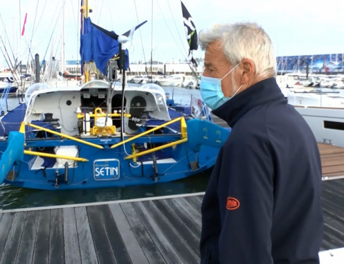 Vendée Globe : l'évolution des bateaux selon JL Van Den Heede