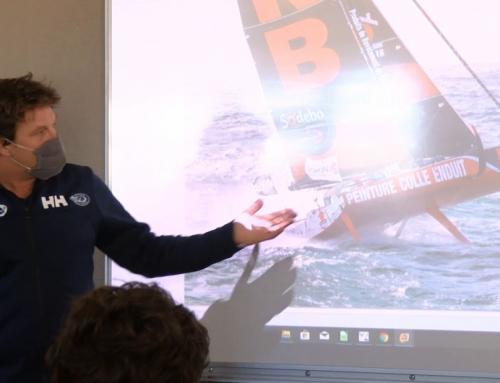 Vendée Globe : la voile comme support pédagogique