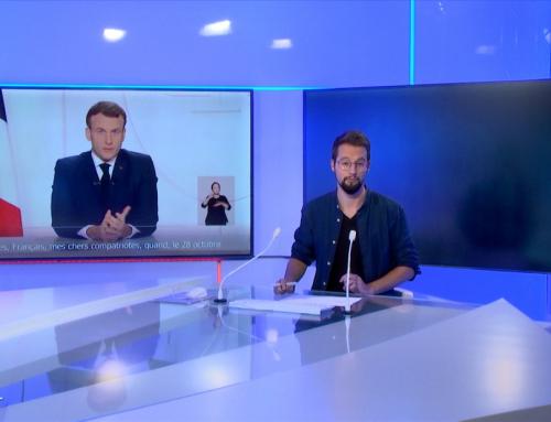 LE JOURNAL FLASH 12H30