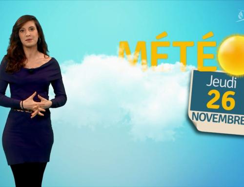 la météo du 26 novembre 2020