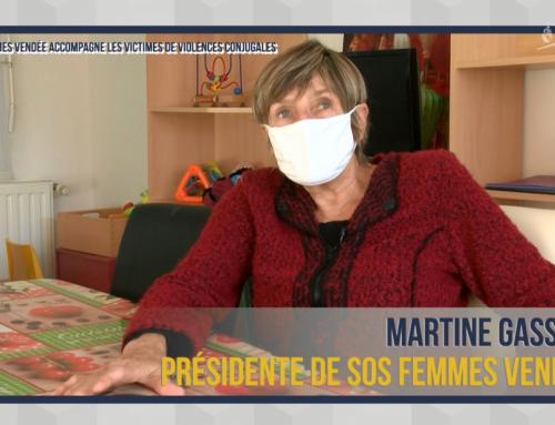 SOS Femmes Vendée aide les femmes victimes de violences