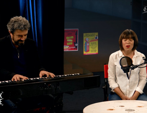L'artiste, compositrice et interprète Blanche, parle de son album «traverser les saisons «