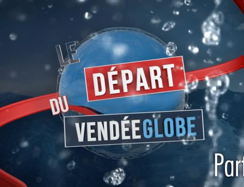 Vendée Globe : le Départ – partie 1