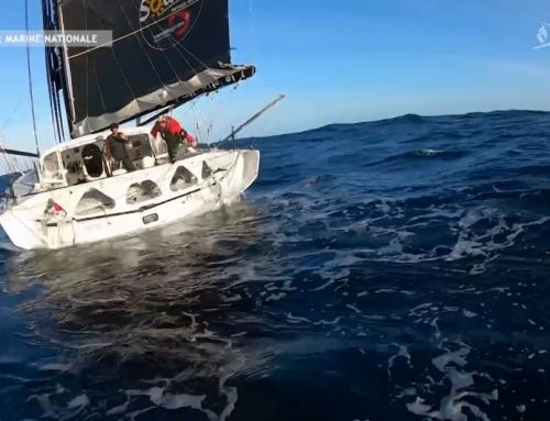 Vendée Globe : Kévin Escoffier de retour en Vendée