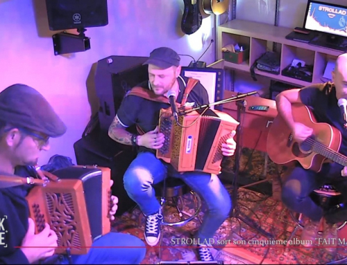 Le groupe vendéen Strollad vient de sortir son album «fait maison»