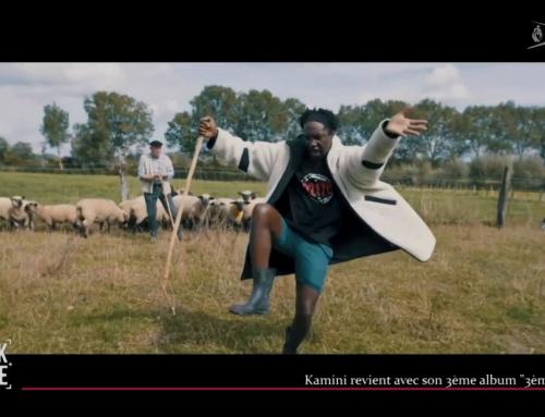 Le retour de KAMINI avec son album «3 EME ACTE»