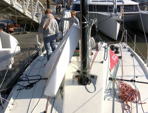 Voile : Team Vendée formation, l'école des skippers