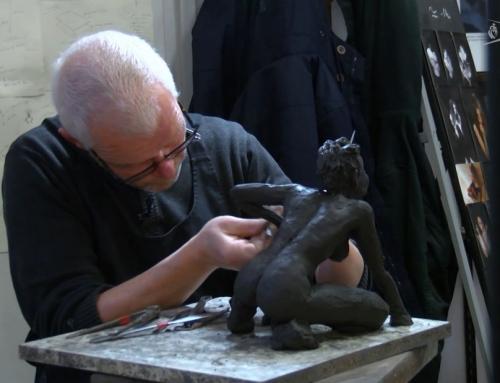 Rencontre : Michaël Ezanno, artiste sculpteur contemporain