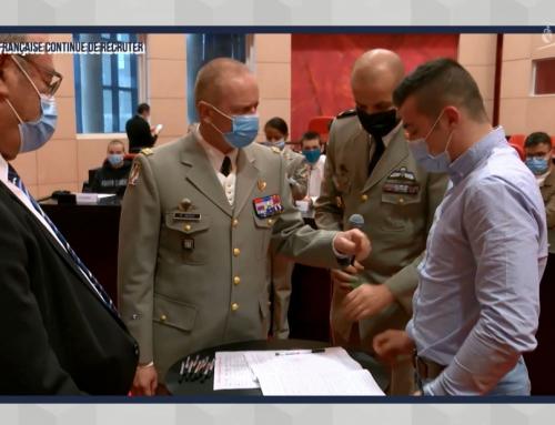 L'armée française continue de recruter