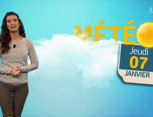 La météo du 07 janvier 2021