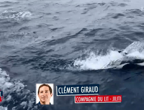 Vendée Globe : l'image du jour du 09 janvier 2021
