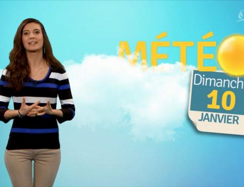 La météo du 10 janvier 2021