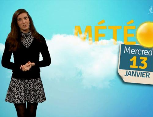 La météo du 13 janvier 2021
