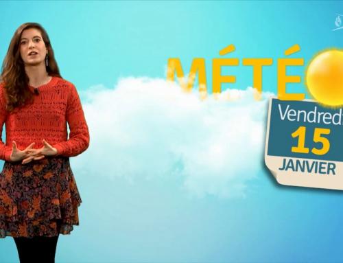 La météo du 15 janvier 2021
