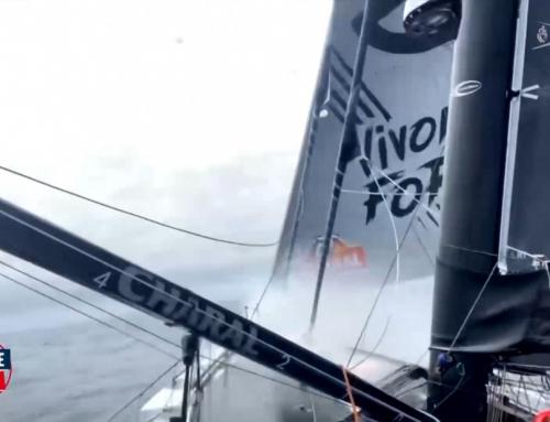 Vendée Globe : l'image du jour du 16 janvier 2021