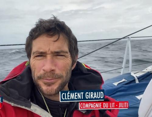 Vendée Globe : l'image du jour du 18 janvier 2021