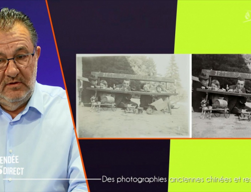 Les vielles photos reprennent vie grâce à Kelepoq