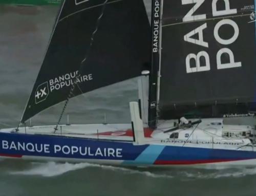 Vendée Globe : Clarisse Crémer, première femme du classement