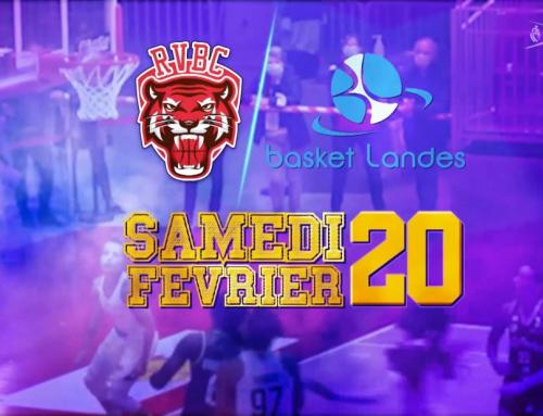 Bande annonce – RVBC – Basket Landes