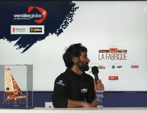 Conférence de presse Alan Roura (La Fabrique)