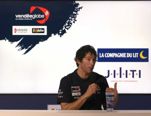 Conférence de presse de Clément Giraud (Compagnie du lit – Jiliti)