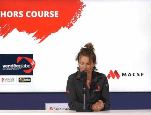 Conférence de presse d'Isabelle Joschke (MACSF)