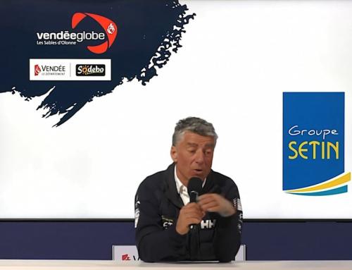Conférence de presse de Manuel Cousin (Groupe Setin)