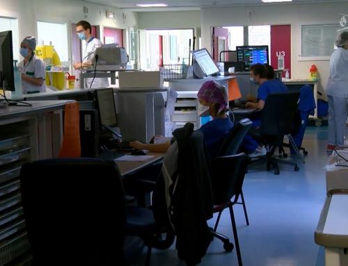 277 000 Ligériens vaccinés, des malades plus jeunes hospitalisés