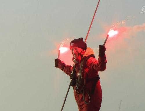 Vendée Globe : Ari Huusela, dernier skipper à franchir la ligne